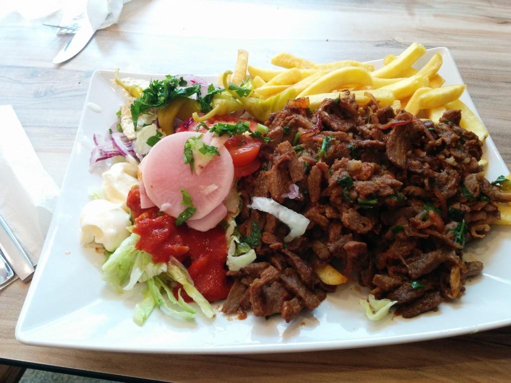 Folkets kebab